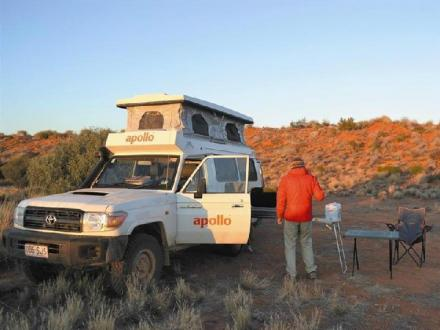 Aussie Campervans Brisbane