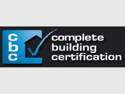 Complete Building Certification