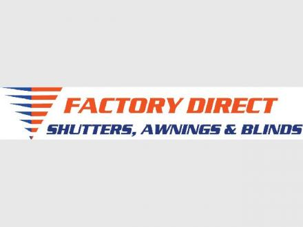 Factory Direct Shutters, Awnings & Blinds