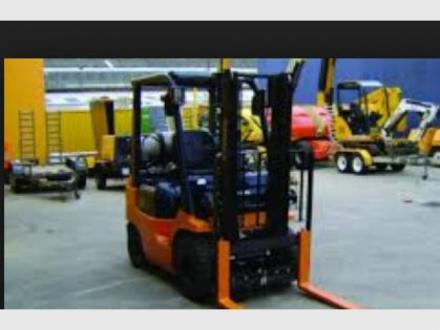 Forklift Finder Services
