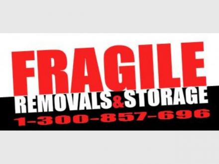 Fragile Removals & Storage