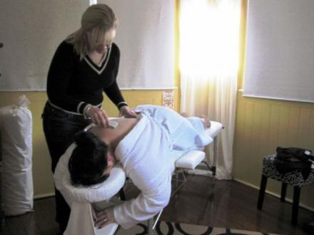 Heidi Perry ENAR Therapy - SCENAR Technology
