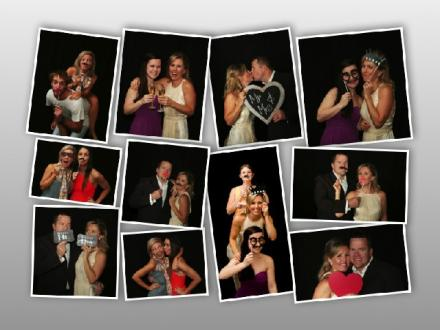 In The Moment Photo Booths