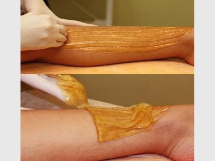 Sugaring First. Hair removal salon.