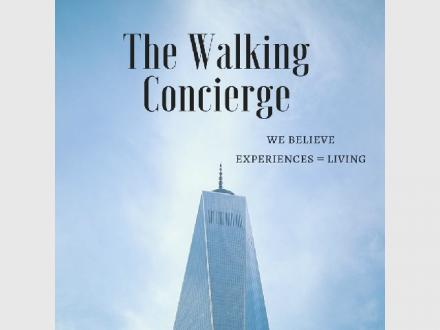 The Walking Concierge