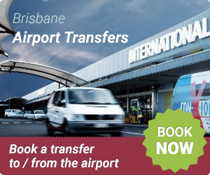 Book Brisbane airport transfers with Conxion