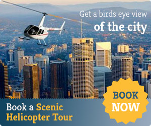 Brisbane Helicopter Tours