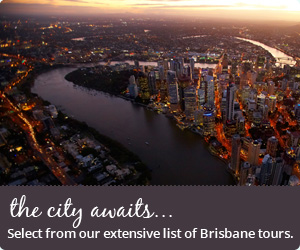 Book Brisbane Tours