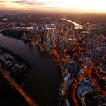 Brisbane River by Night