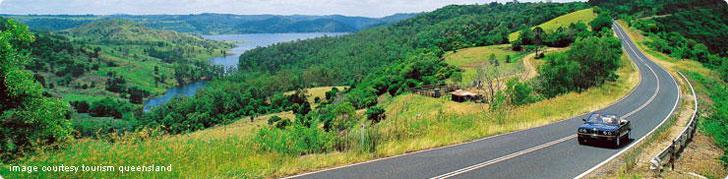 Scenic Drive Gold Coast Hinterland