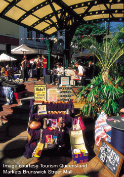 Valley Markets - Brunswick Street Mall