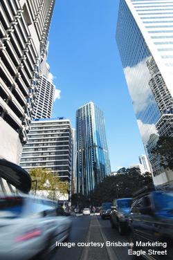 Eagle Street, Brisbane City
