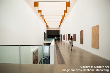Gallery of Modern Art, Brisbane