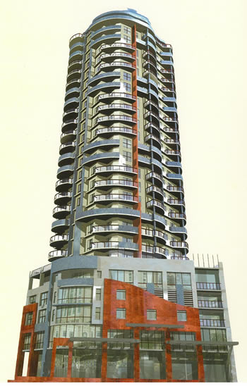 Apartments In City Place