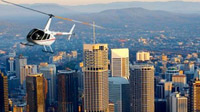 Brisbane City Scenic Helicopter Flights